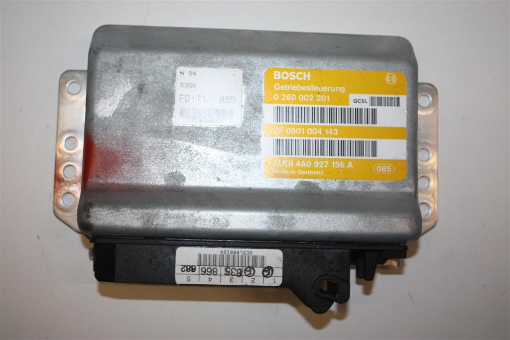 Audi S4/S6 C4 2.2l 230PS AAN Getriebesteuergerät 4-Gang 4A0927156A