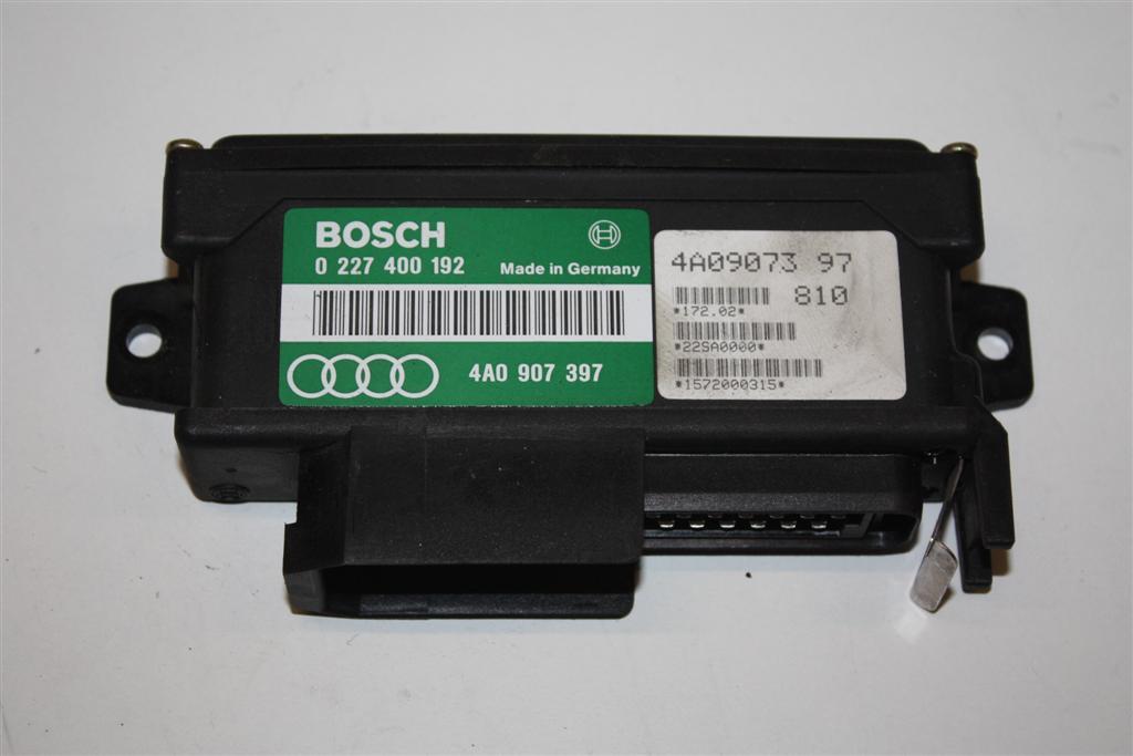 Audi 80 B4/100/A6 C4 2.3l 133PS NG/AAR Motorsteuergerät 4A0907397