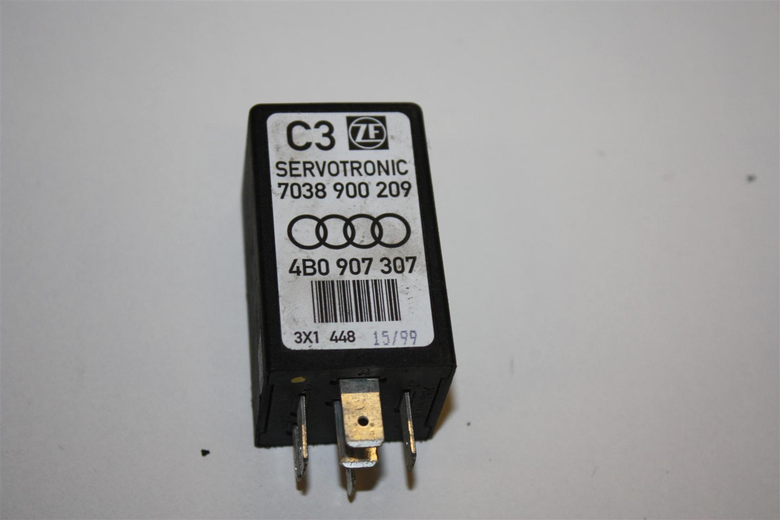 Audi/VW A6 4B Relais 392 Steuergerät Servotronic 4B0907307