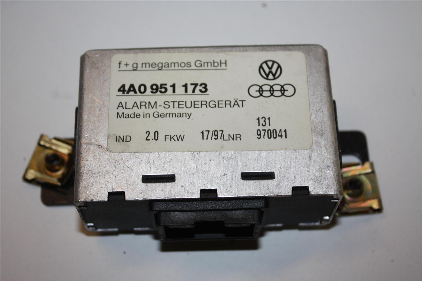 Audi/VW A6 C4 Alarm-Steuergerät Bewegungsmelder 4A0951173