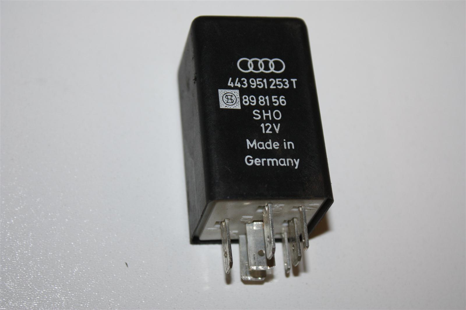 Audi/VW 80/100/A4/A6 Relais 201 Automatikgetriebe 443951253T