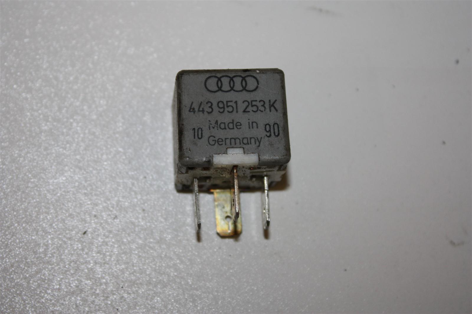 Audi/VW 80/100/A4/A6 Relais 214 443951253K