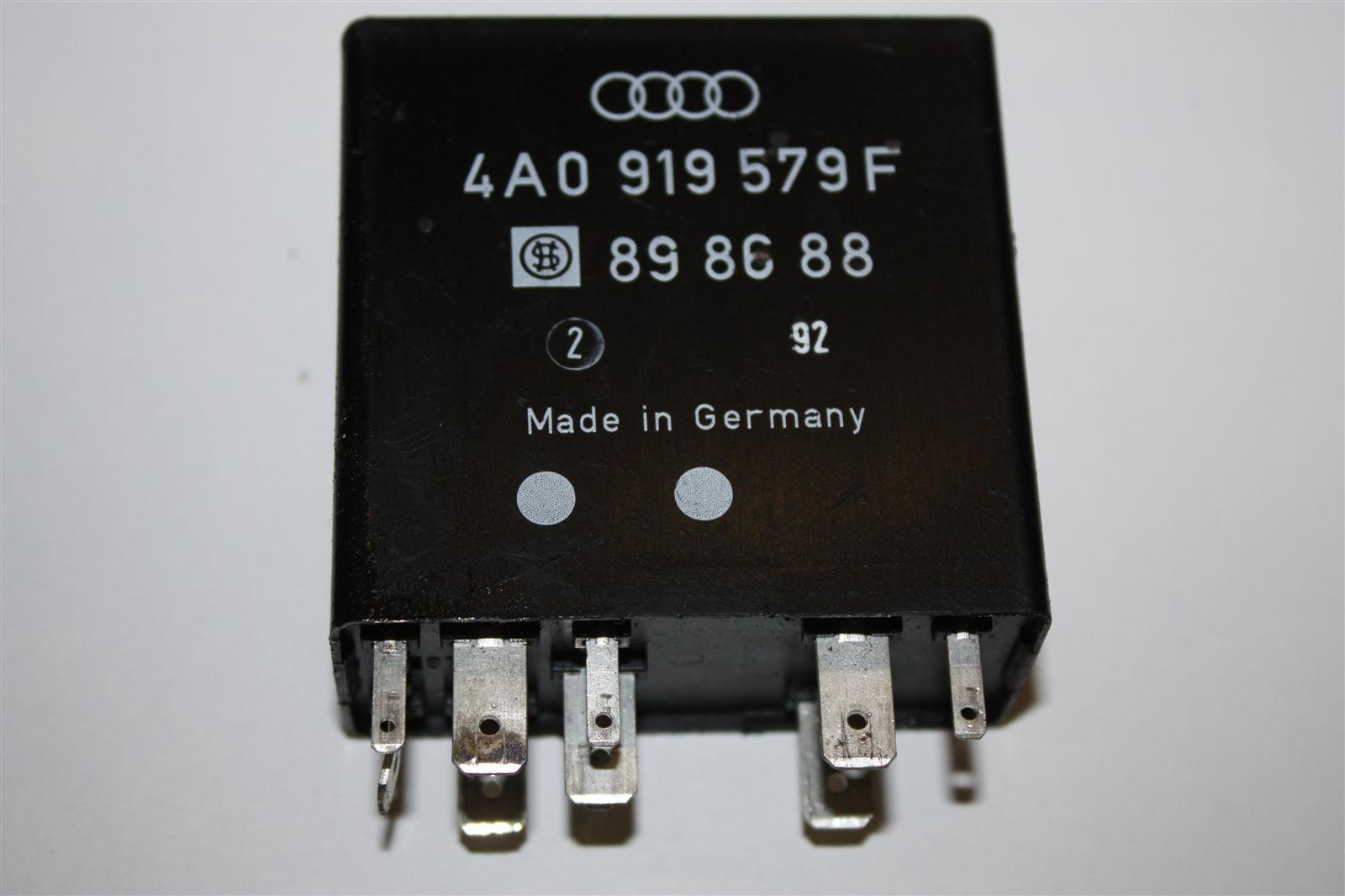 Audi/VW 80/90/100/200/V8 Relais 332 Magnetkupplung 4A0919579F