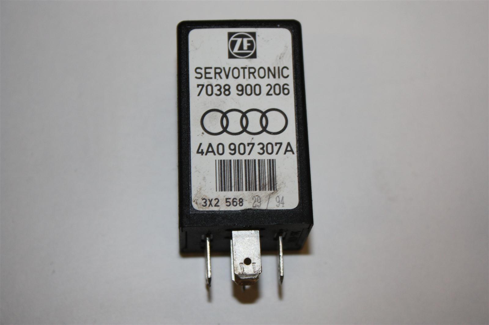 Audi/VW 100/A6 C4 Relais 357 Steuergerät Servotronic 4A0907307A