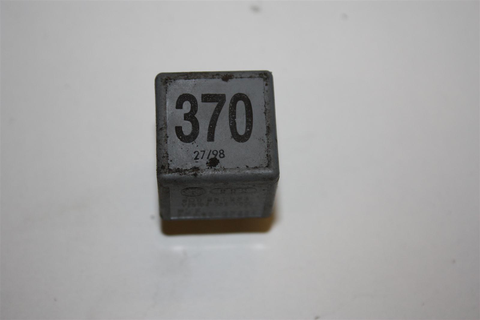 Audi/VW 80/100/A4/A6 Relais 370 8D0951253