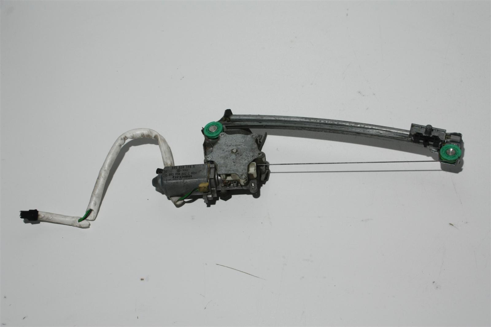 Audi 80/90 Typ 89/B4 elektr. Fensterheber Hinten Rechts 893839398A