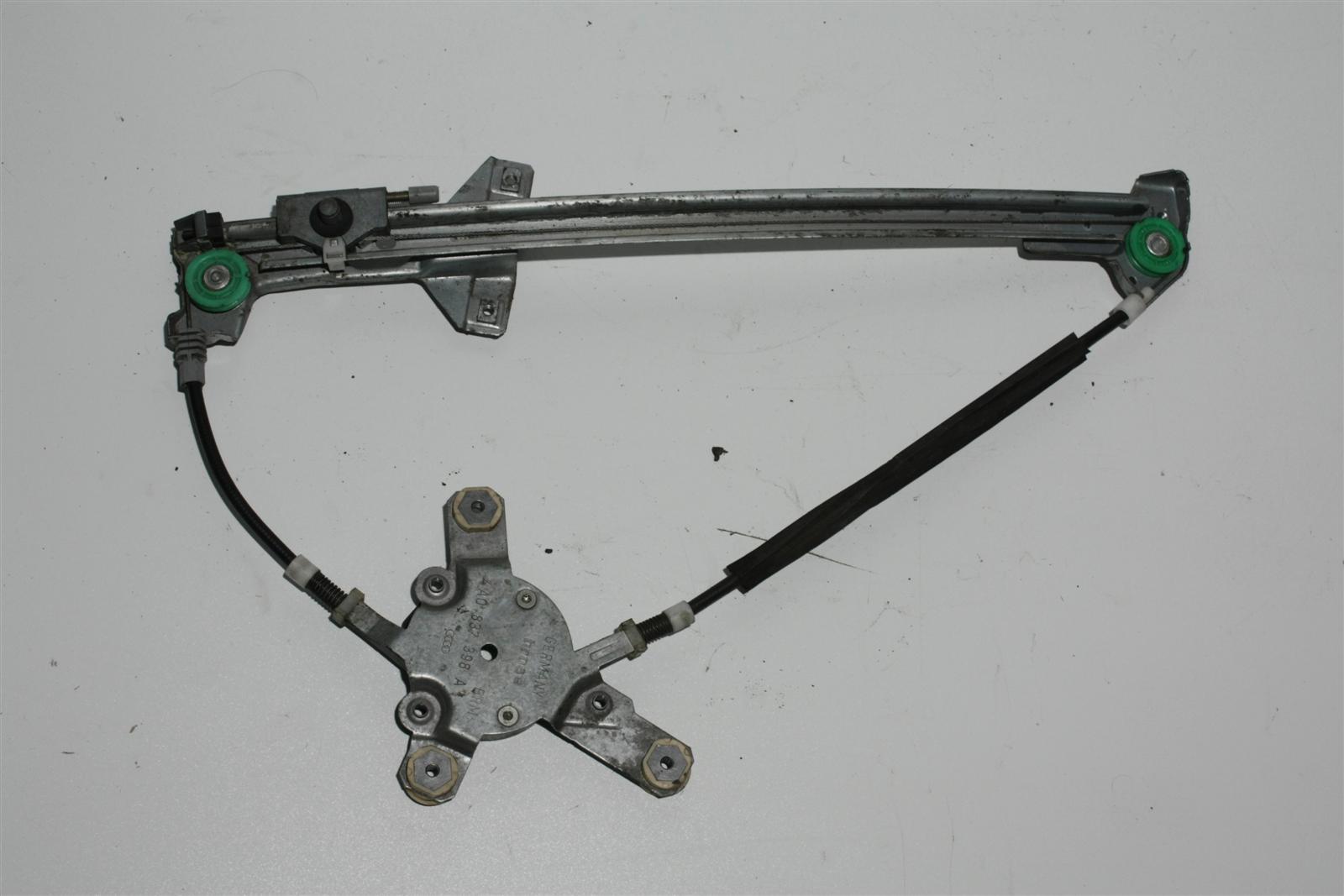 Audi 100/A6 C4/A8 D2 elektr. Fensterheber Getriebe Vorne Rechts 4A0959802 4A0837