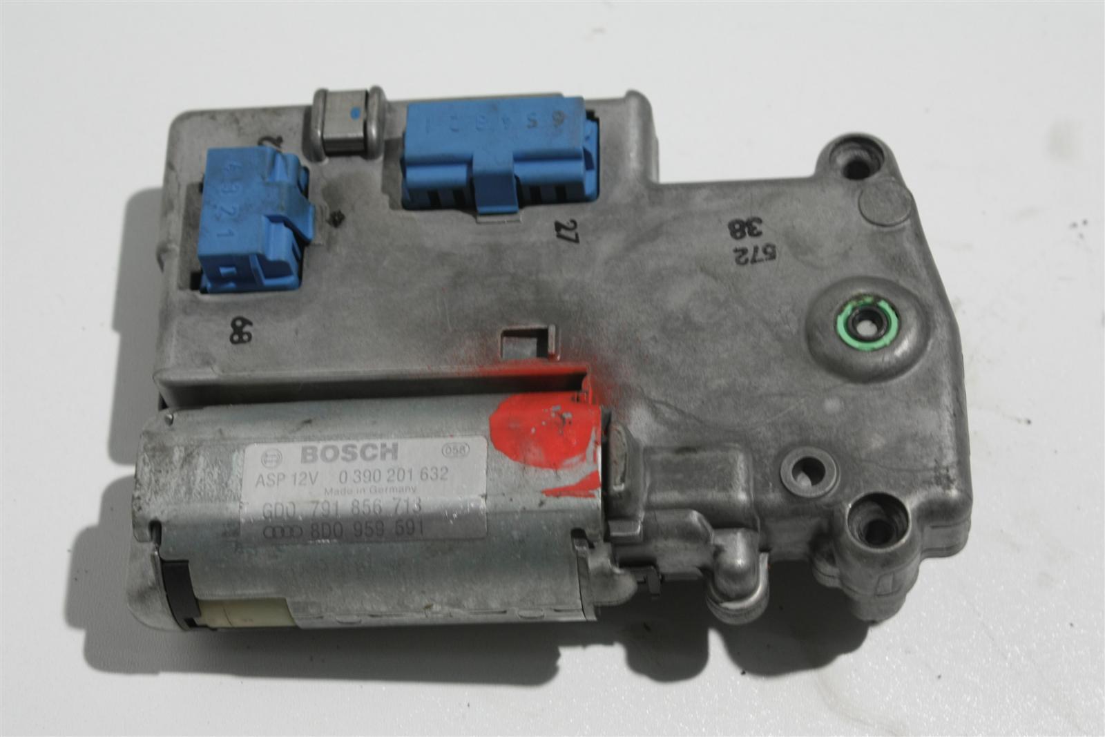 Audi/VW A3/A4/Passat Schiebedachmotor Bosch 8D0959591B 8D0959591