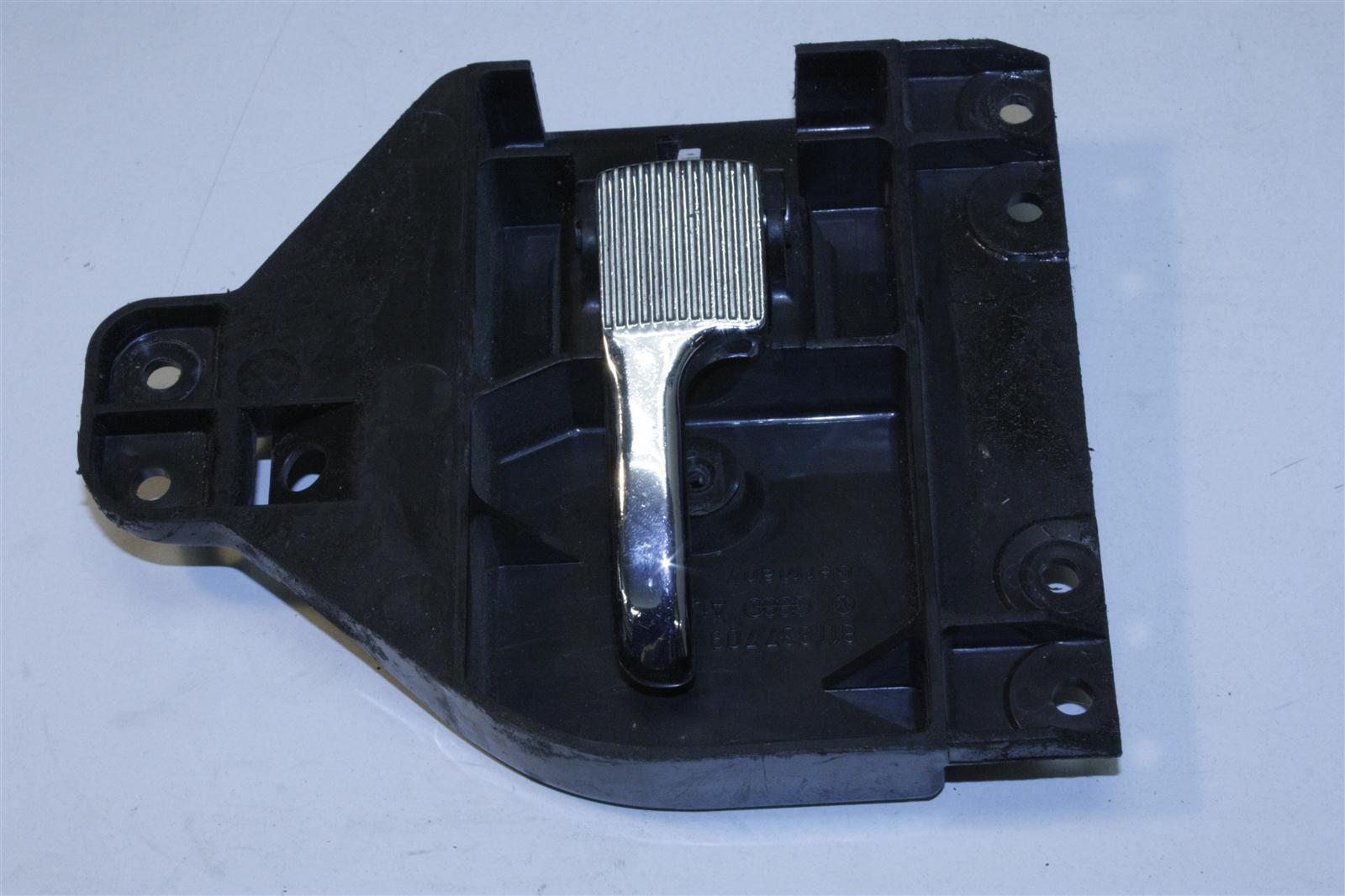 Audi 80/90 Typ 81/85/Urquattro 100/200 Typ 43 Innenbetätigung negro 811837019A 811837709
