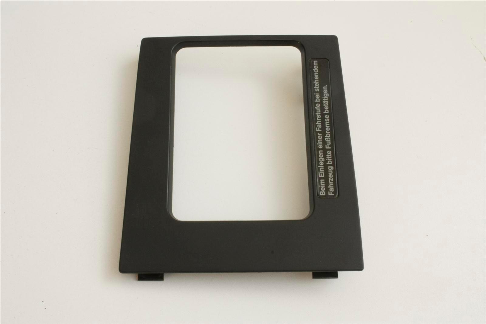 Audi 100/S4/A6/S6 C4 Blende Automatikgetriebe schwarz 4A0863269D 4A0863269C