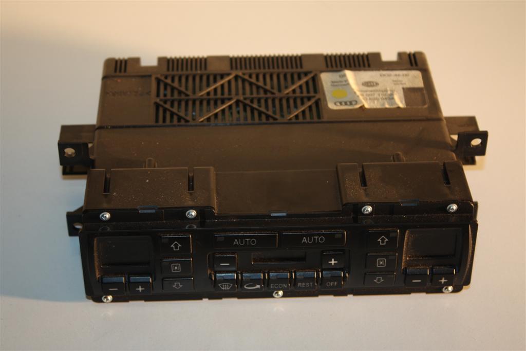Audi A8/S8 D2 Klimatronic-Display 4D0820043E 4D0820043A