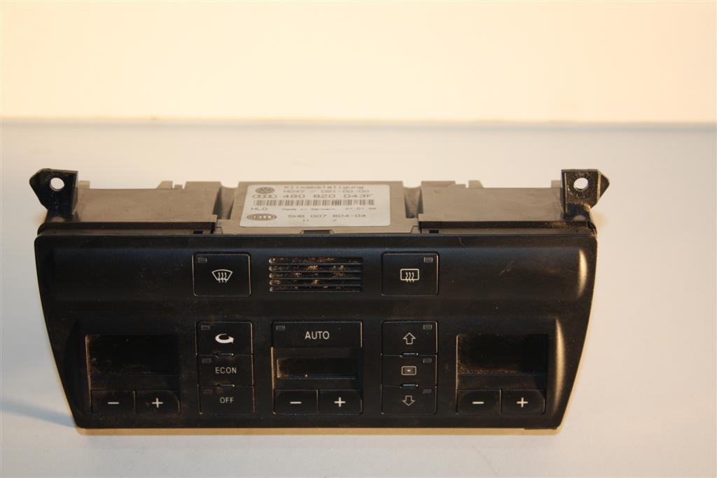 Audi A6/S6 4B Klimatronic-Display 4B0820043F