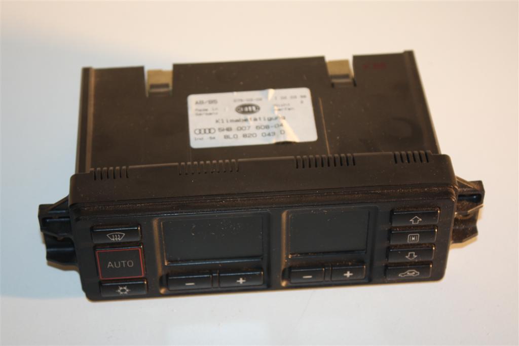 Audi A3/S3 8L & A4/S4 B5 Klimatronic-Display 8L0820043D