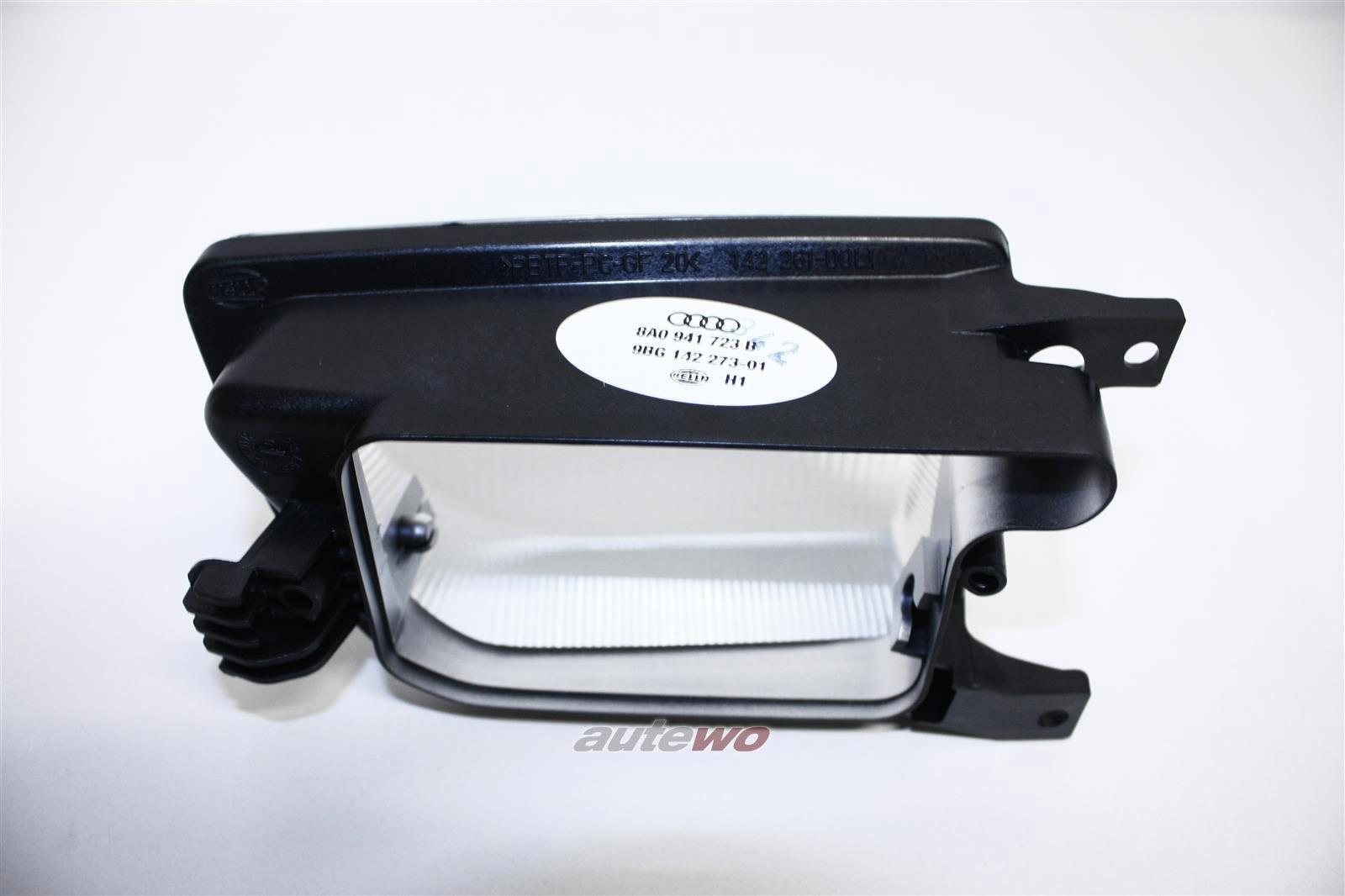 8A0941723B NEU Audi 80 B4 Nebelscheinwerfer Glas US-Version Vorne Links