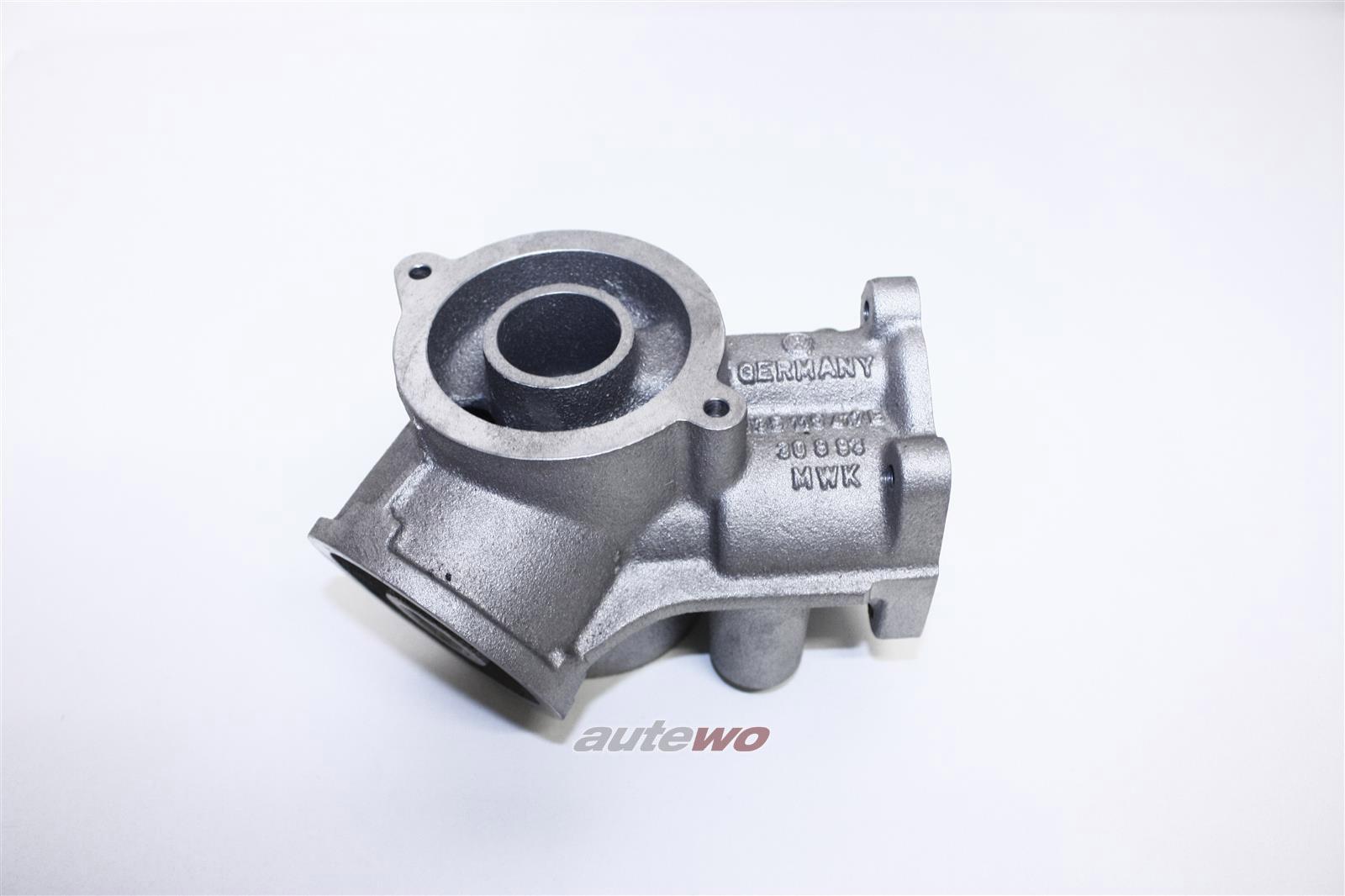 035115417B NEU Audi 100 Typ 44/Urquattro 10V Turbo WR/WX/GV/KG Ölfilterhalter