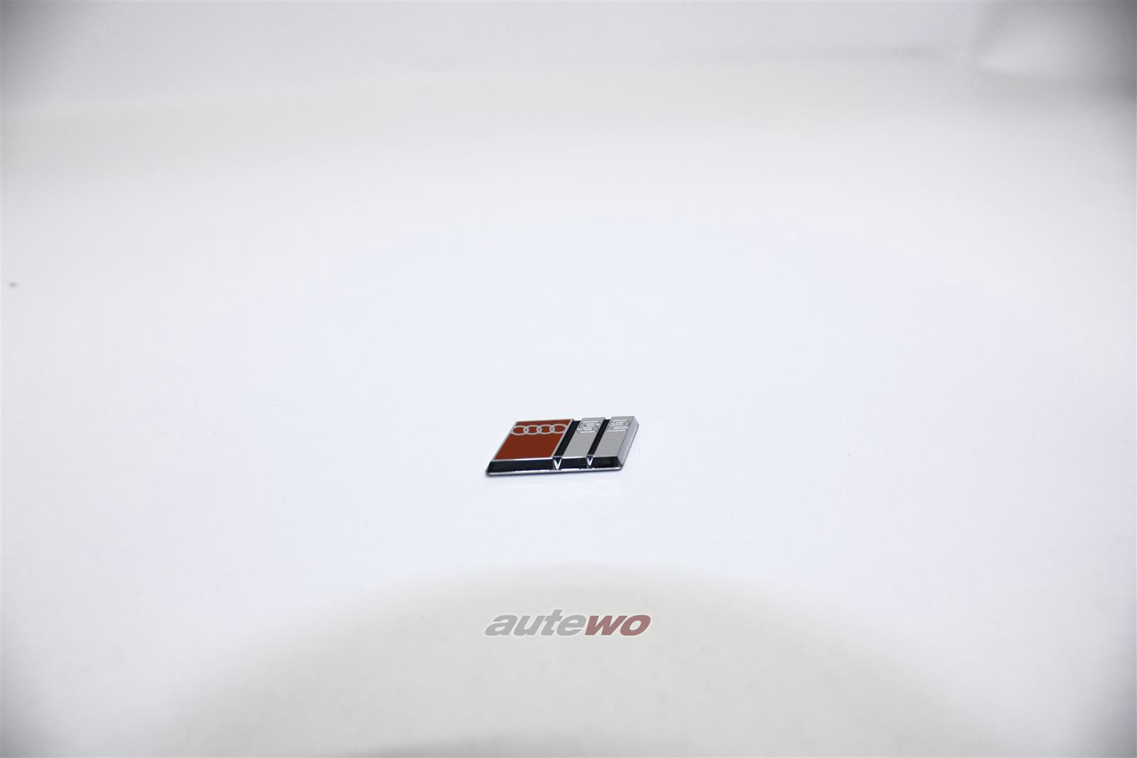 893419685 NEU Audi S2 Typ 89/B4 Plakette 3-Speichen-Sport-Lenkrad