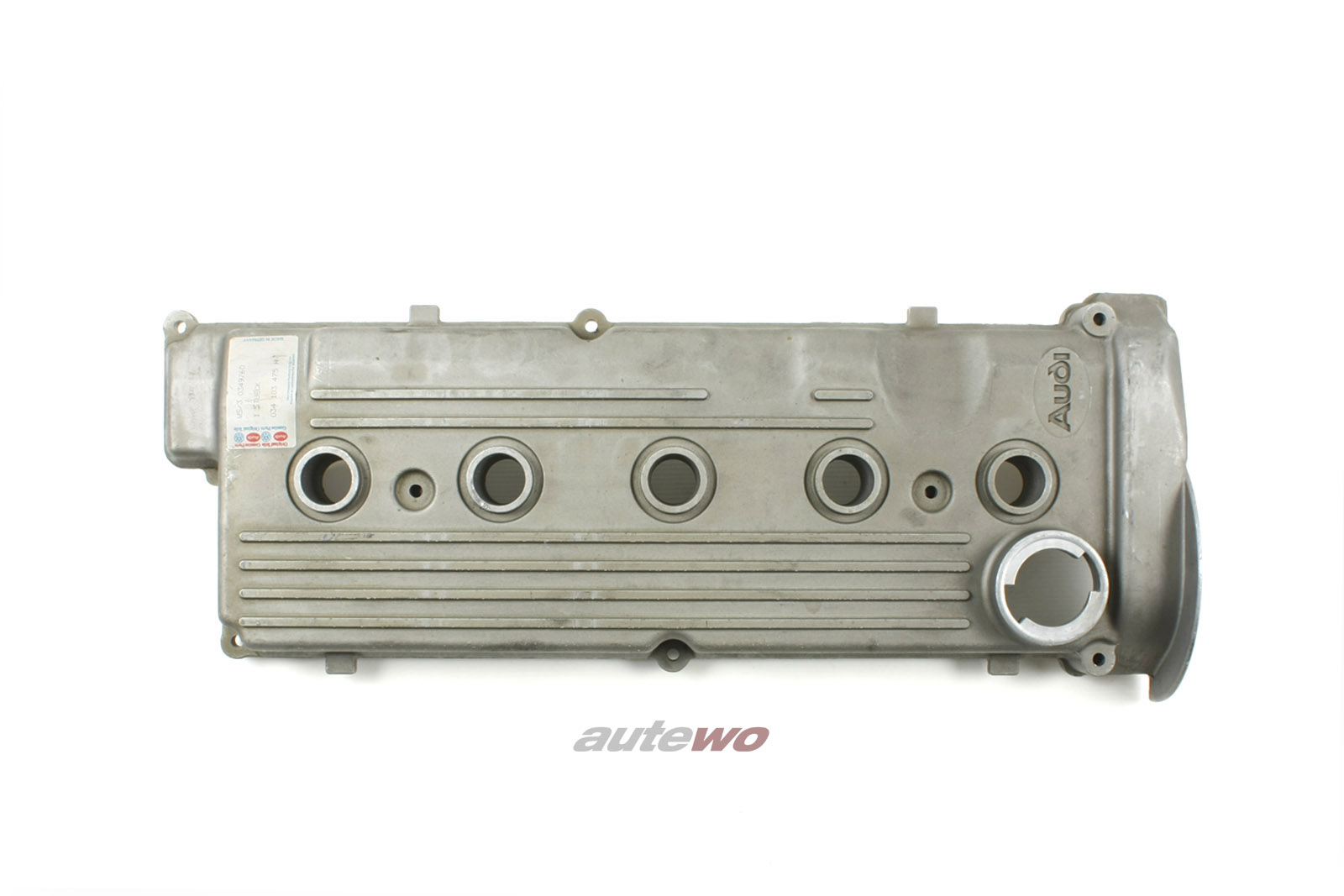 034103475H NEU Audi 90//Coupe Typ 89 2.0//2.2l 5 Zylinder 20V NM//7A Ventildeckel