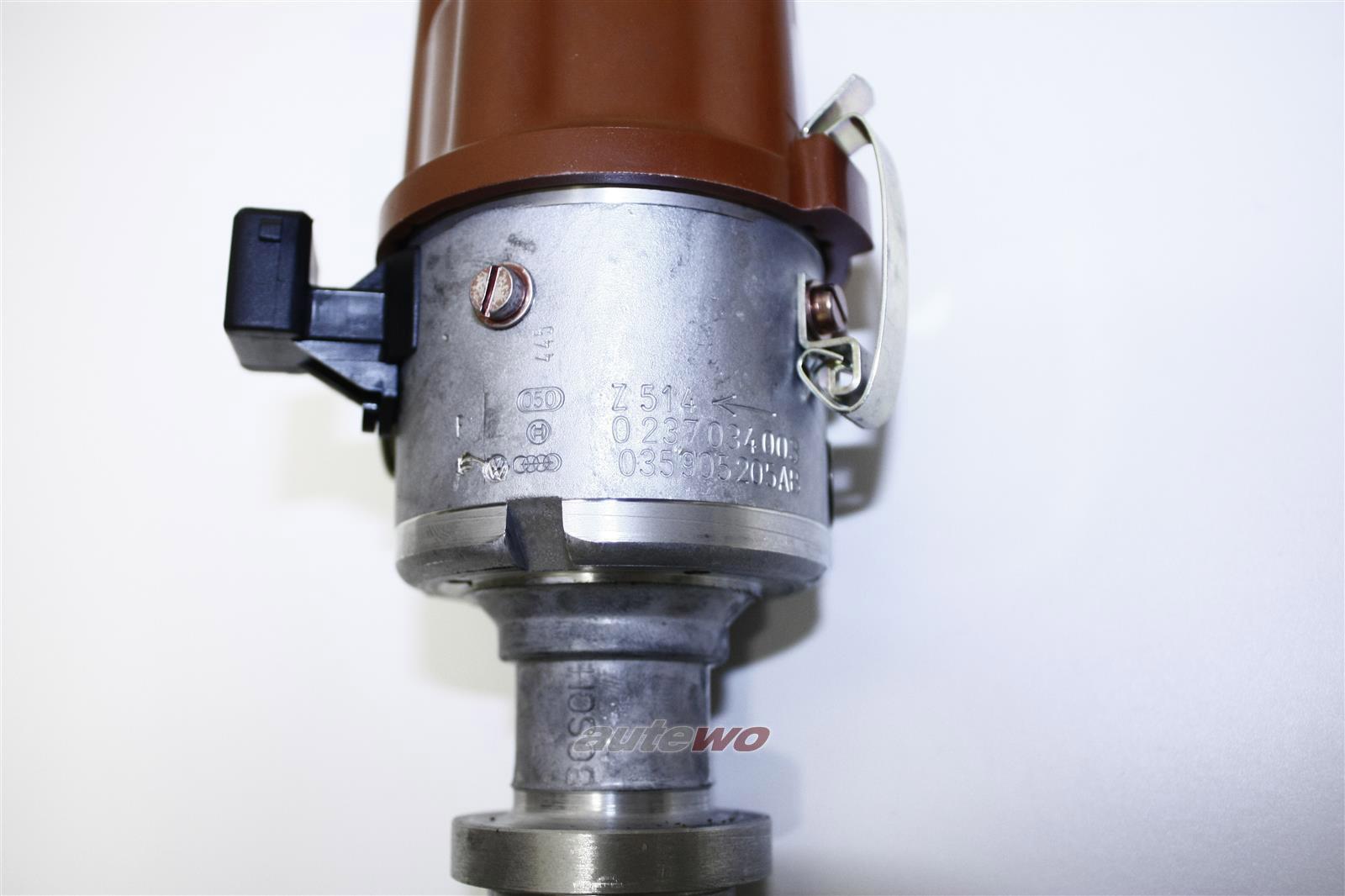 035905205AB 0237034003 NEU Audi 100/200 Typ 44 2.2l 5 Zyl. WC Zündverteiler