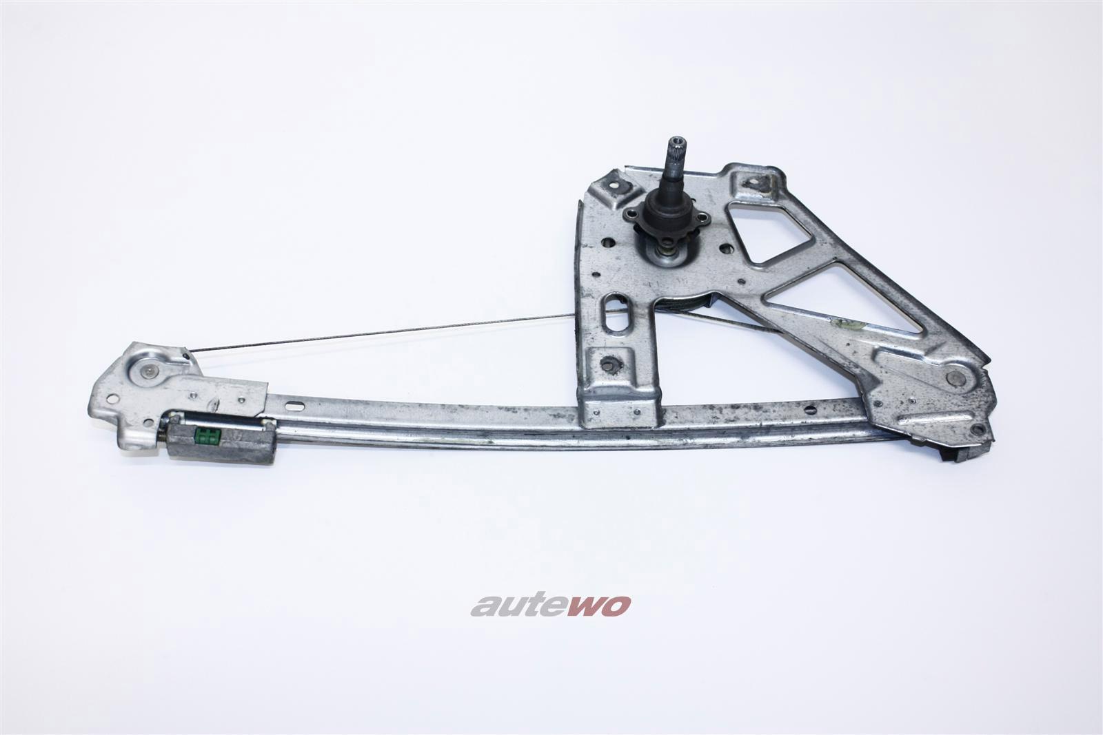 Audi 100/A6 C4 manueller Fensterheber  hinten Links 4A0839399B