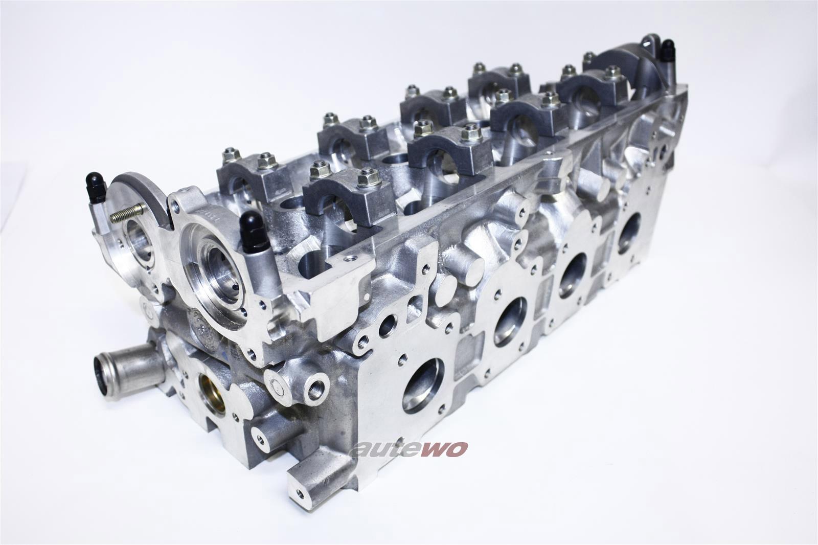 077103351K 077103373AE NEU Audi S6+ C4/S8 D2 4.2l 8 Zyl. Zylinderkopf Rechts