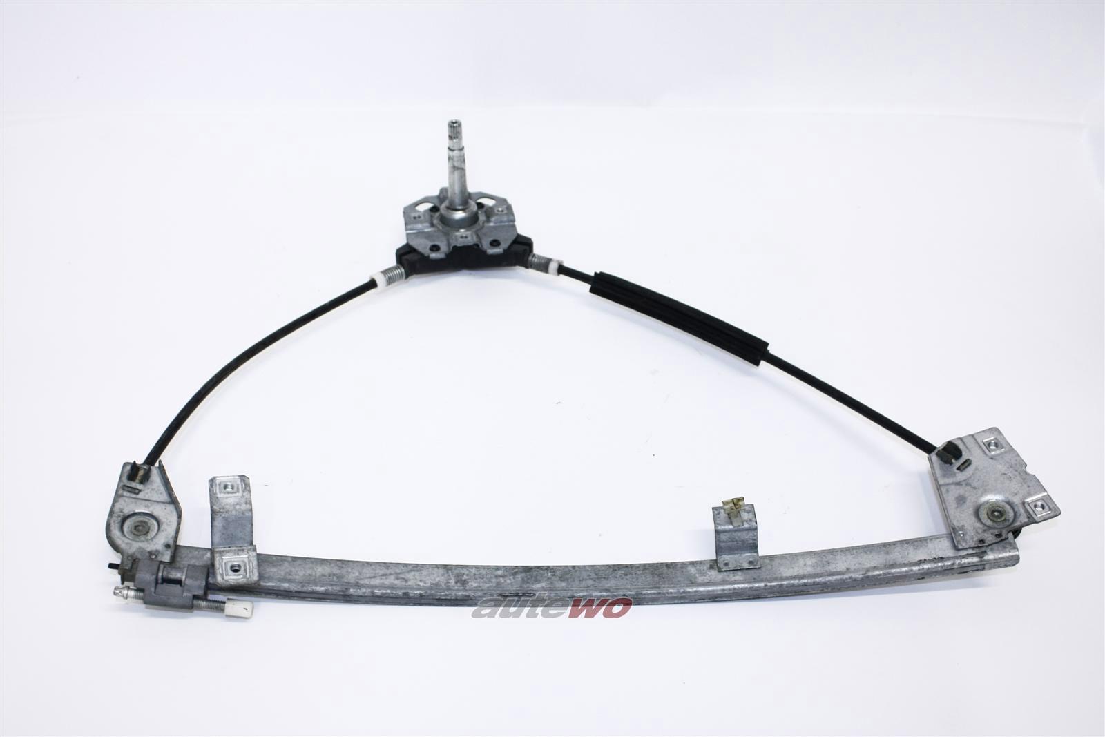 Audi 100 Typ 44 manueller Fensterheber Vorne Rechts 443837400B