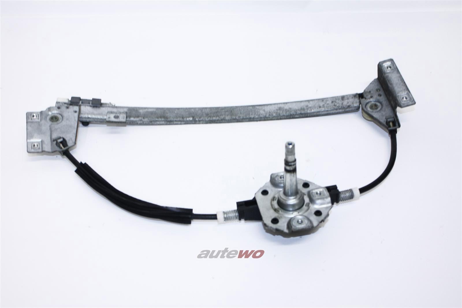 Audi 100 Typ 44 manueller Fensterheber Hinten Rechts 443839400