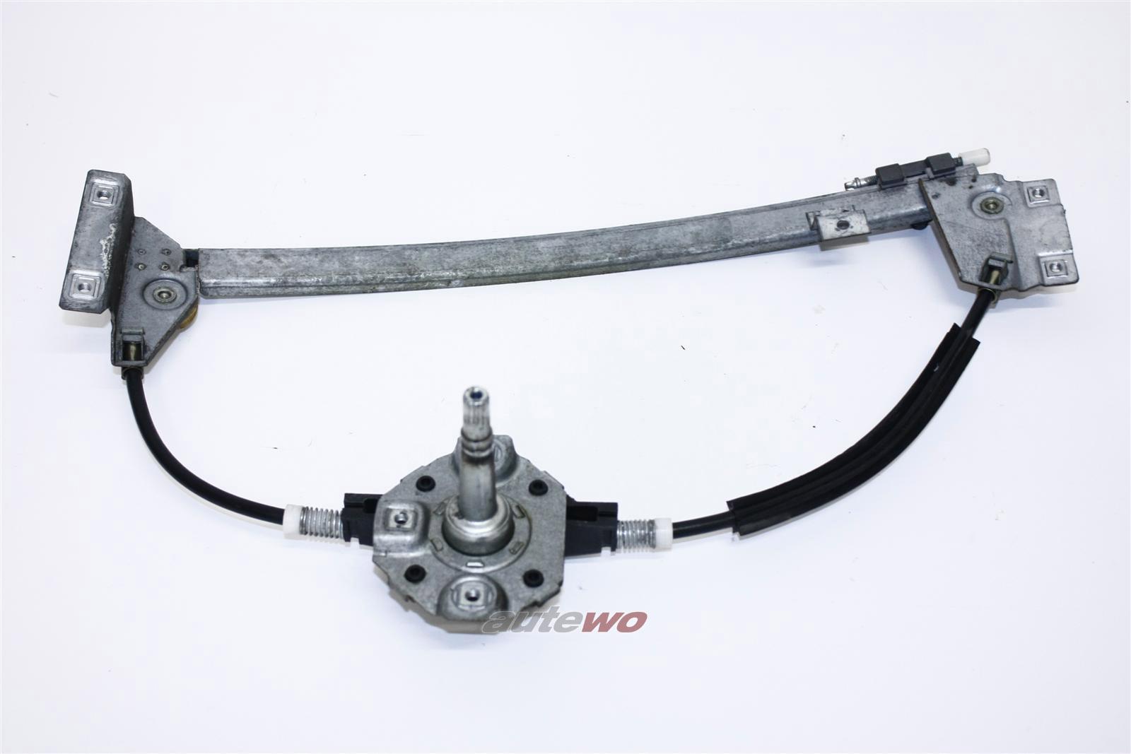 Audi 100 Typ 44 manueller Fensterheber Hinten Links 443839399