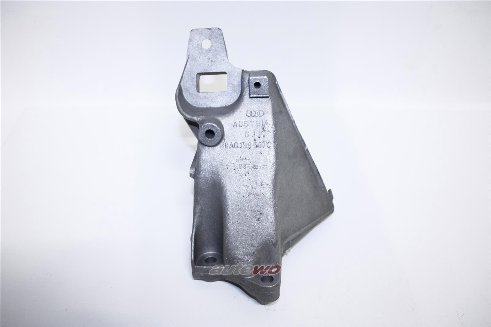 8A0199307C NEU Audi 80 B4 Motorhalter Stütze Links