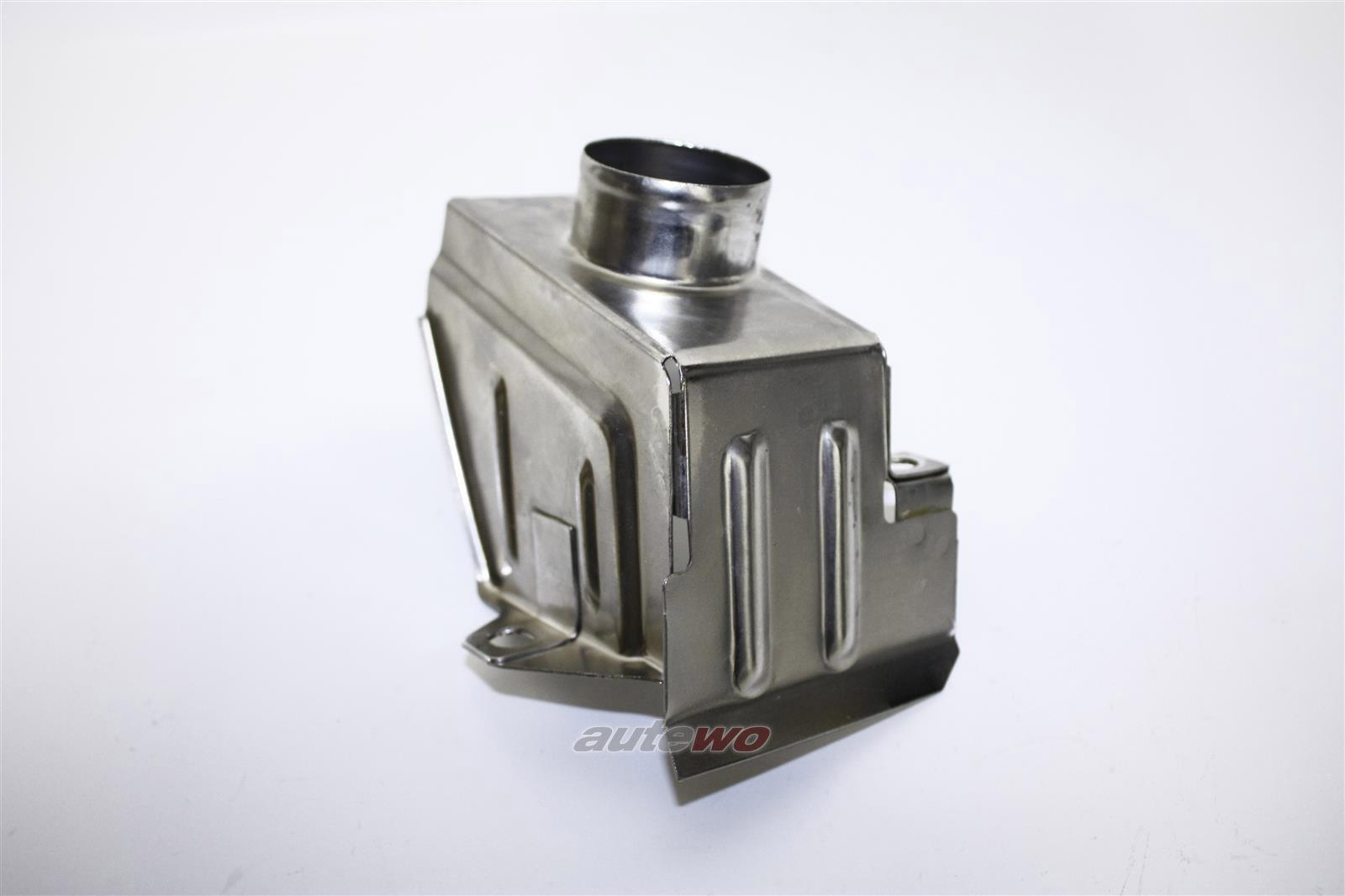048129595 NEU Audi 80/Coupe 89/100 C4 2.0l Warmluftfangblech Abgaskrümmer