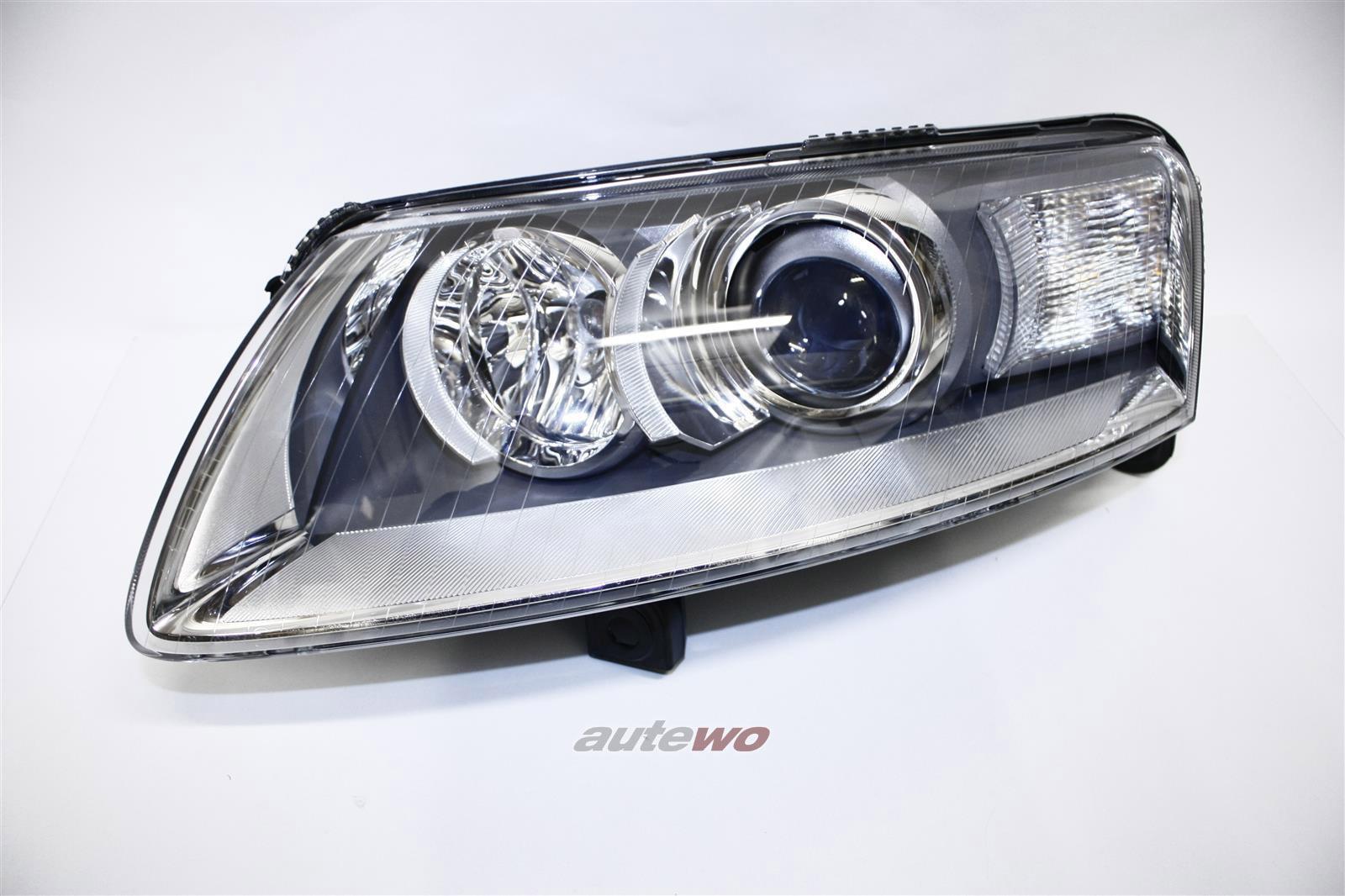 4F0941029AL/EB NEU&ORIGINAL Audi A6 4F Bi-Xenon-Scheinwerfer RHD Links