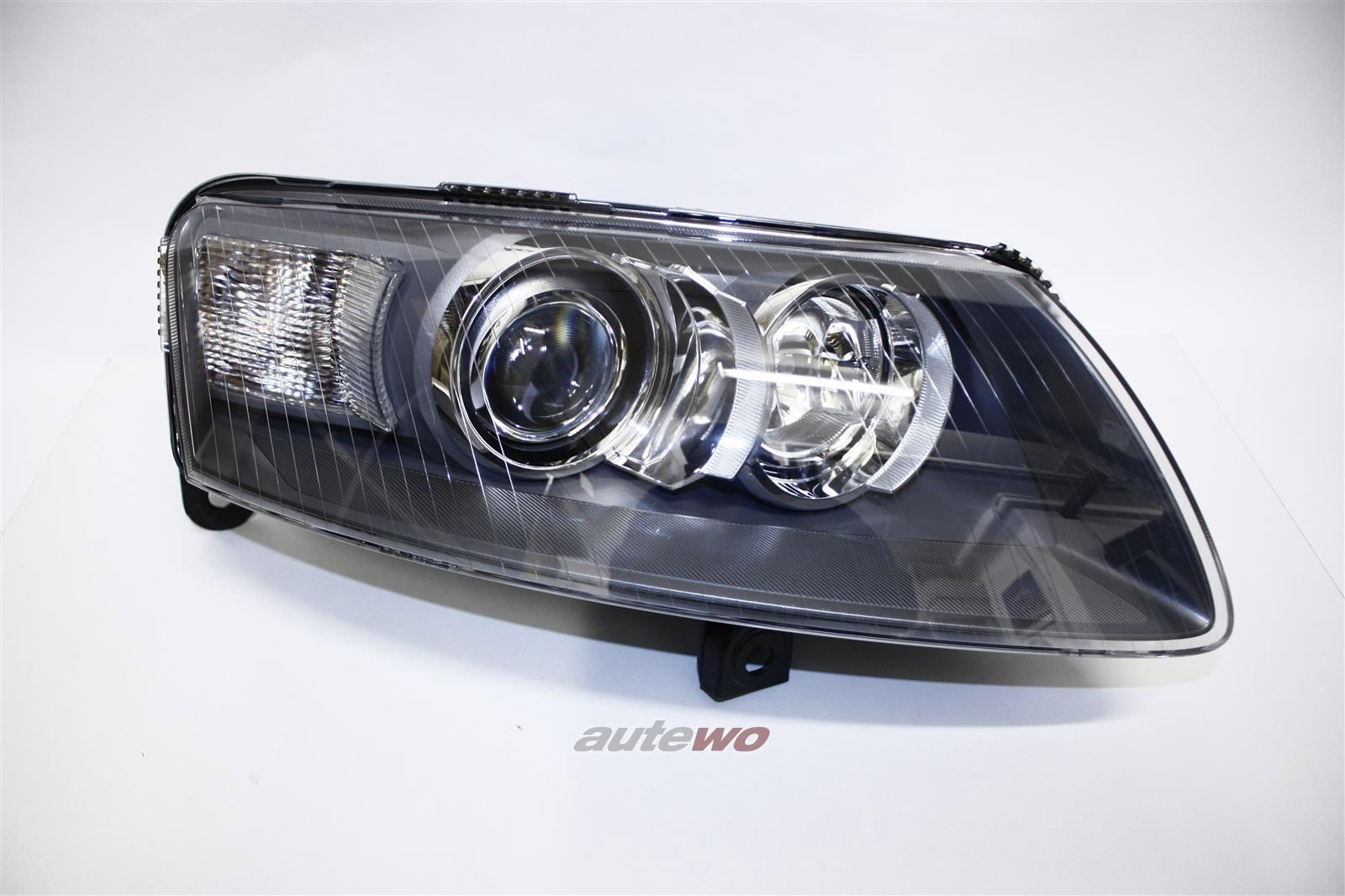 4F0941030EM/BG/DB NEU&ORIGINAL Audi A6 4F Bi-Xenon-Scheinwerfer rechts RHD