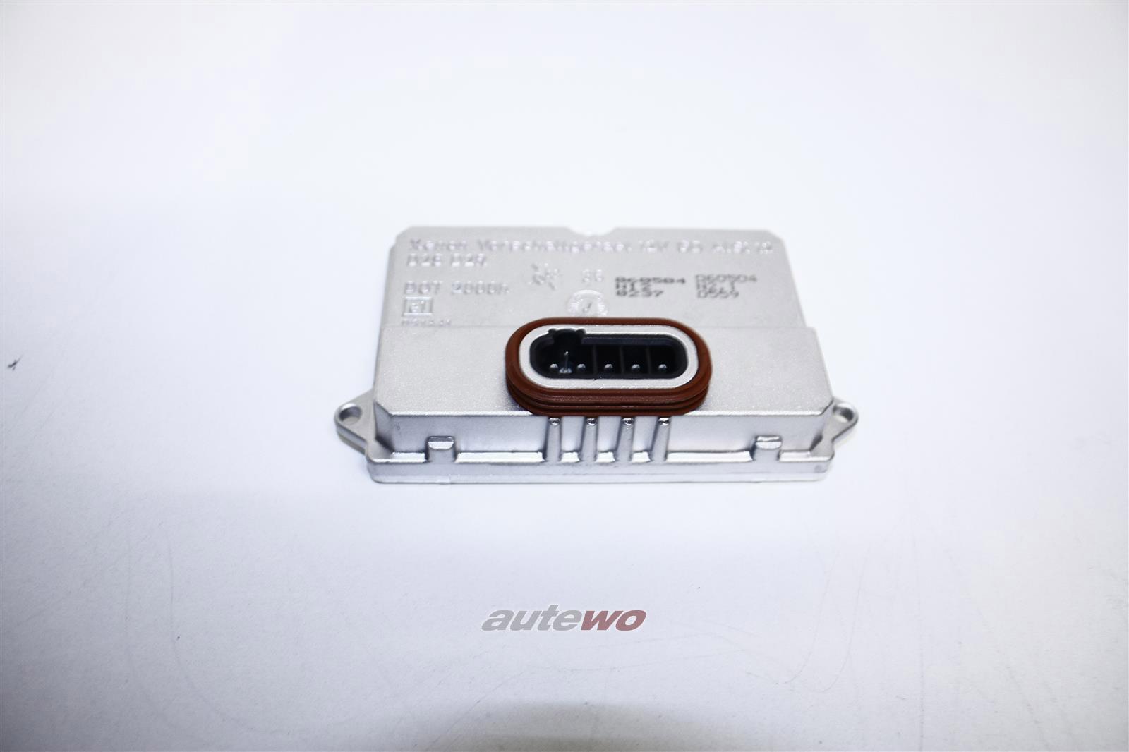 4E0907476 Hella 5DV 008 290-00 NEU&ORIGINAL Audi A6 4F/A8 D3 Xenon-Steuergerät
