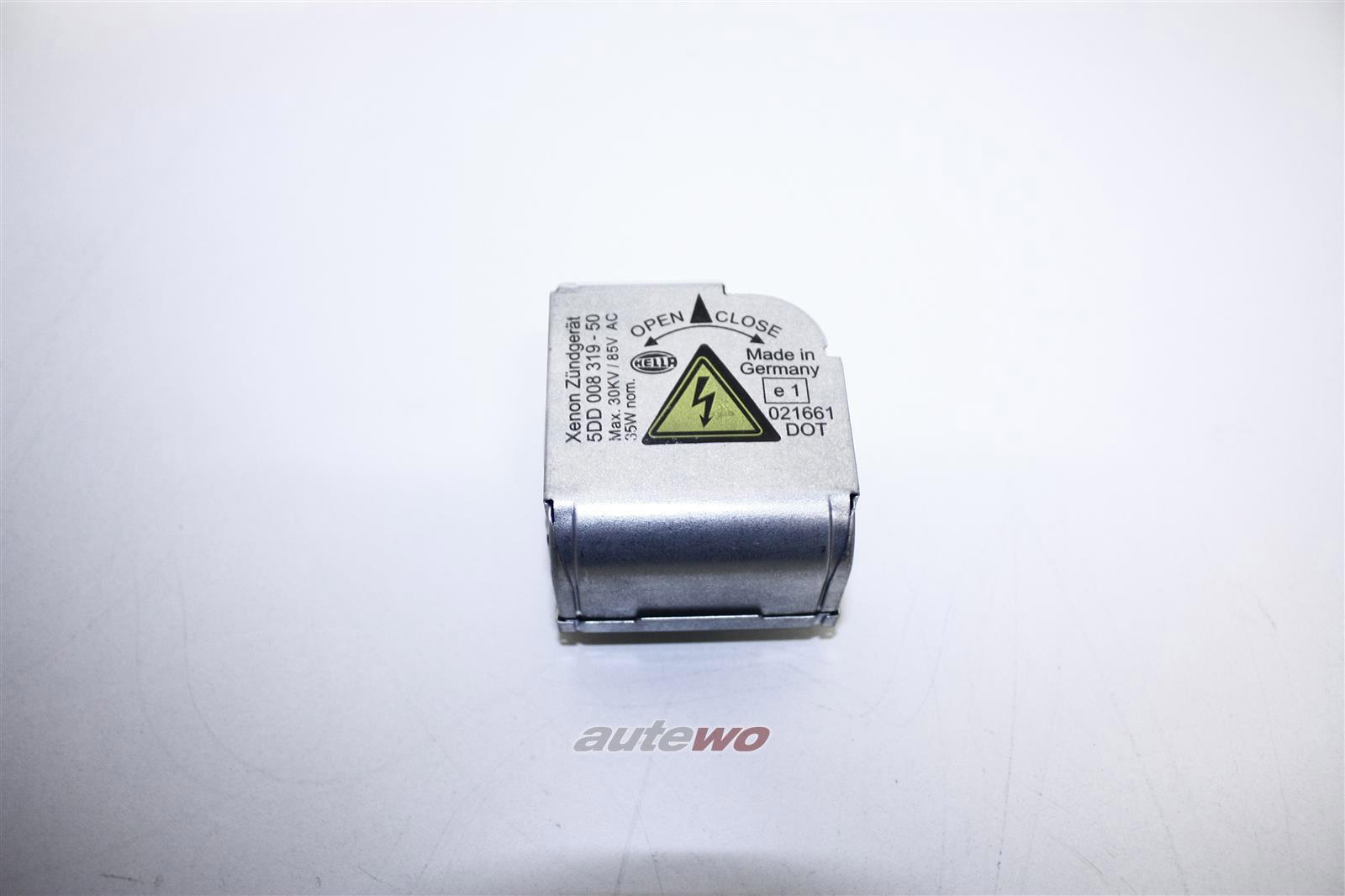 4E0941471 Hella 5DD 008 319-50 NEU&ORIGINAL Audi A6 4F/A8 D3 Zündgerät Xenon