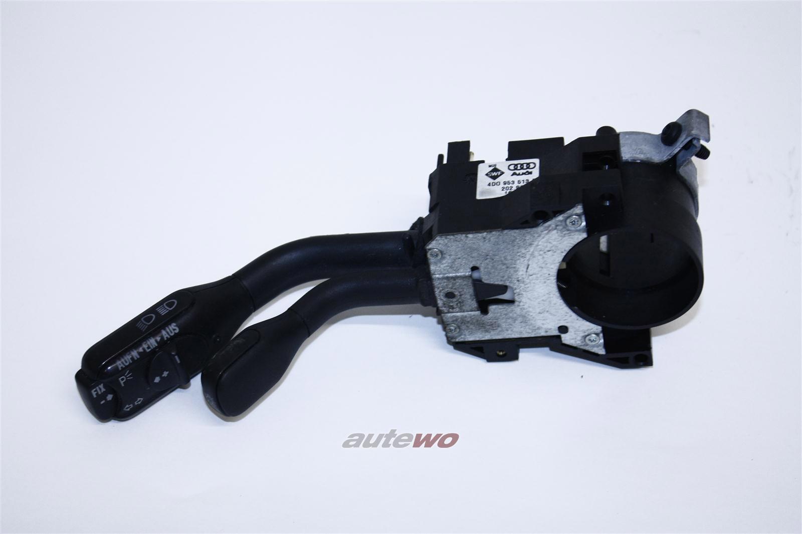 Audi 80 Cabrio/A4/A8 Lenkstockschalter Tempomat Licht Links 4D0953513P