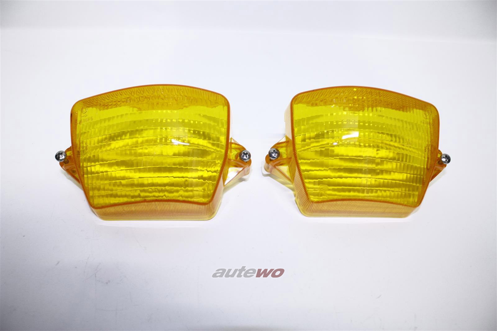 855953157 & 855953158 NEU&ORIGINAL Audi 80/Coupe Typ 81/85 Paar Blinkergläser