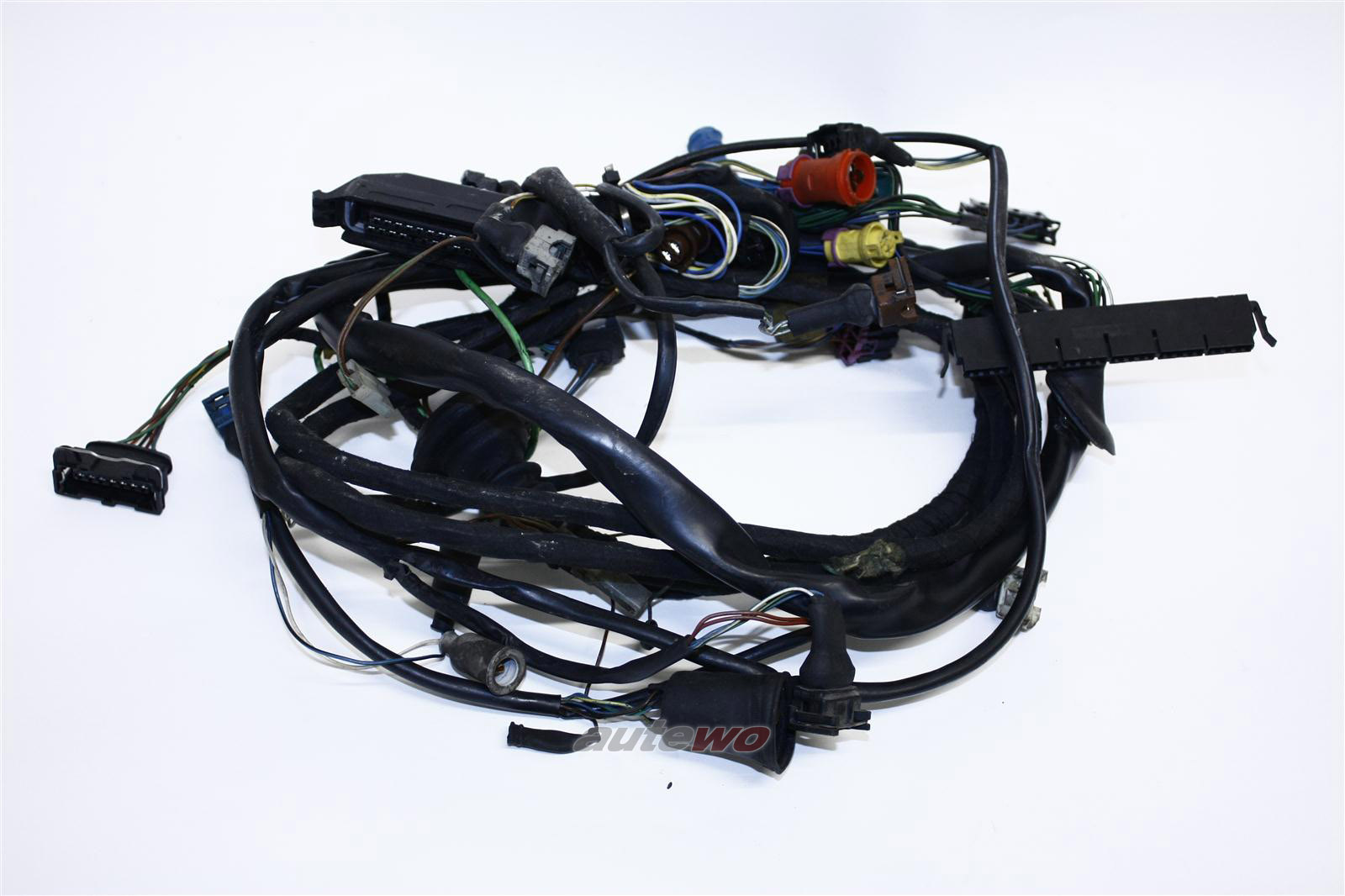 Audi 100 Typ 44 2.23l 115PS KZ Motorkabelbaum 443971072DK