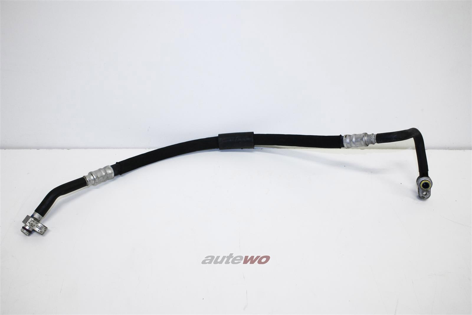 4F0260701T Audi S6 4F 5.2l Klimaleitung Kompressor>Kondensator