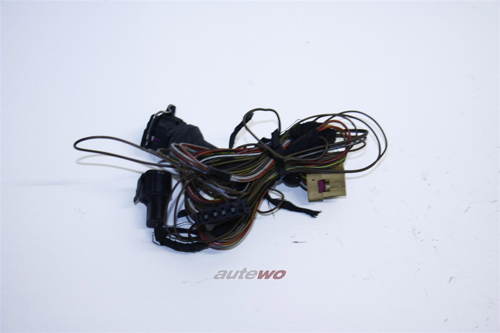 Audi A4 B5 Kabelbaum Zentralverriegelung & Alarm Tür Vorne Links 8D1971807AN