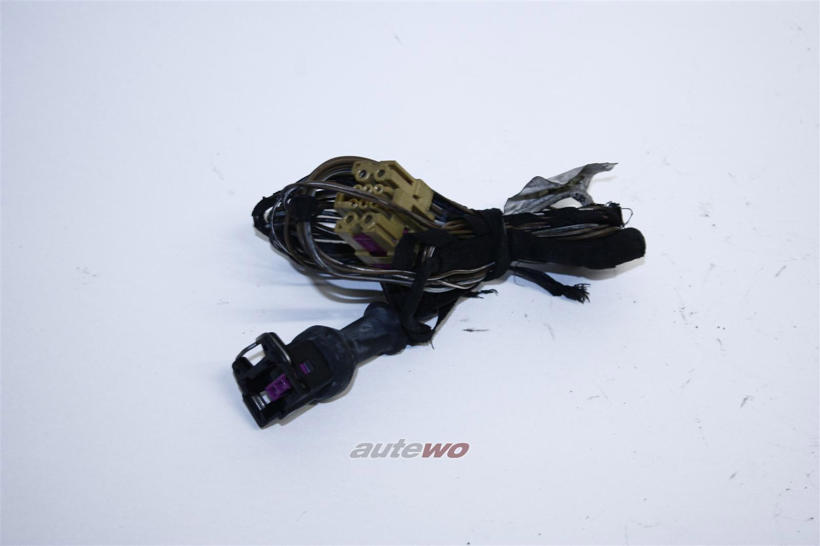 Audi A4 B5 Kabelbaum Zentralverriegelung & Alarm Tür Vorne Rechts 8D1971807AP 8D1971807AQ