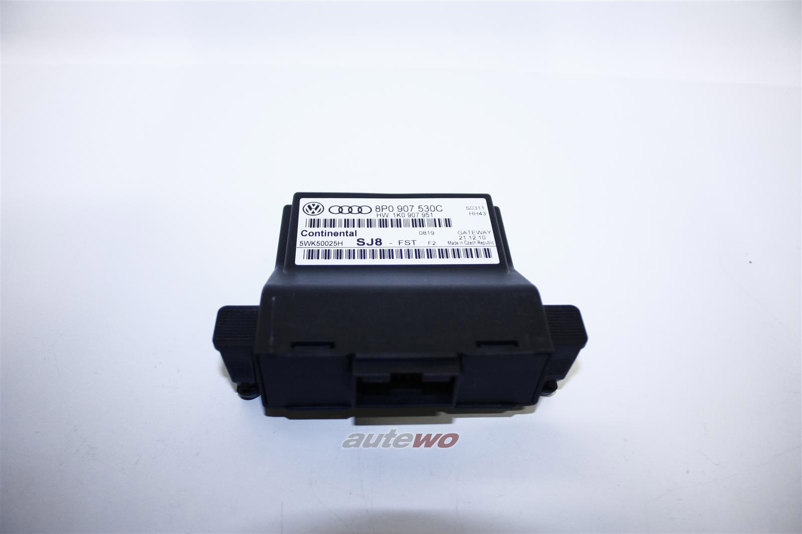8P0907530C NEU Audi A3 8P/TT 8J/R8 Diagnose-Interface Datenbus Gateway
