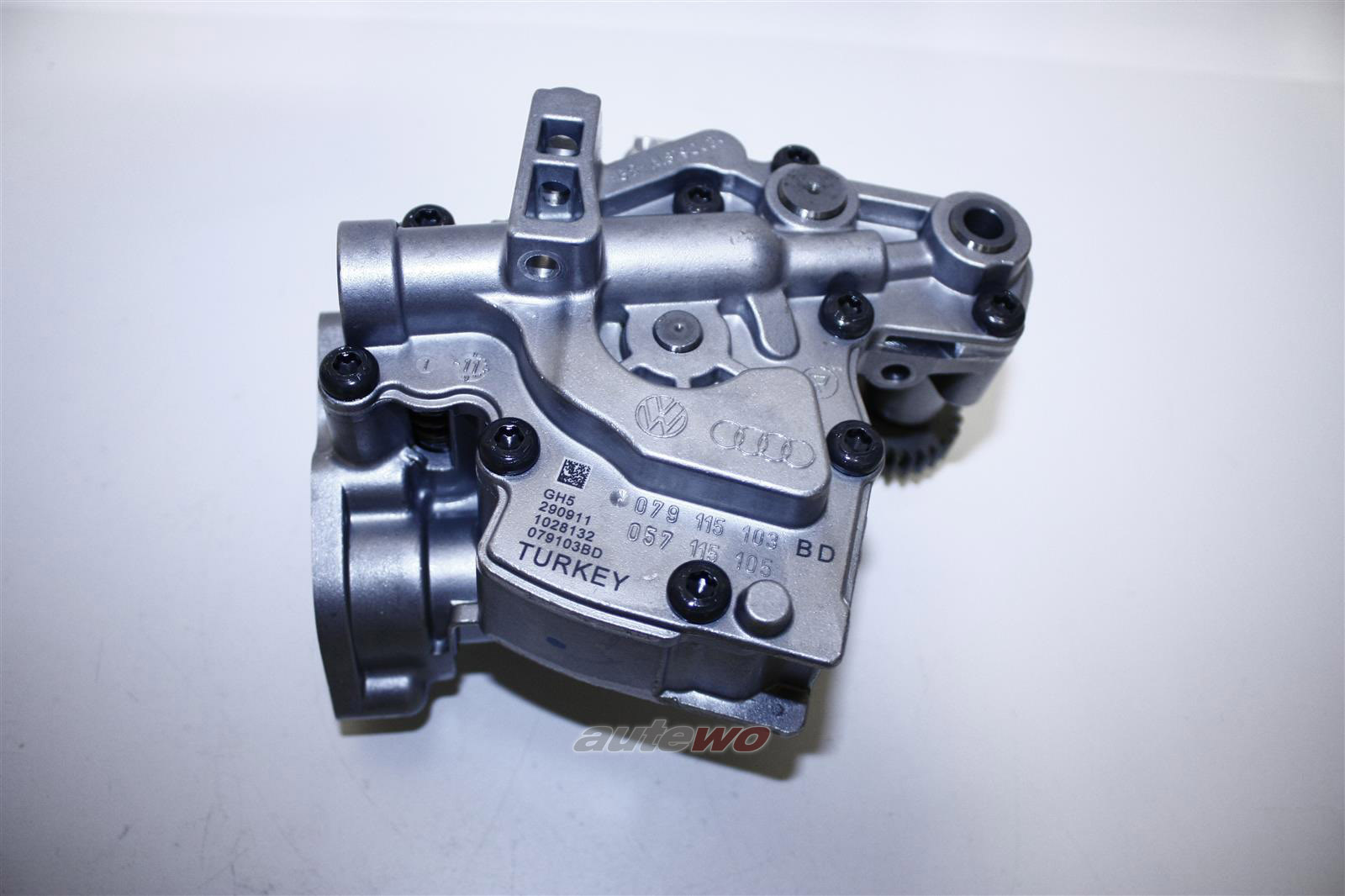 079115103BD NEU Audi S6/RS6 4G/S7/RS7/S8 D4 8 Zylinder Ölpumpe