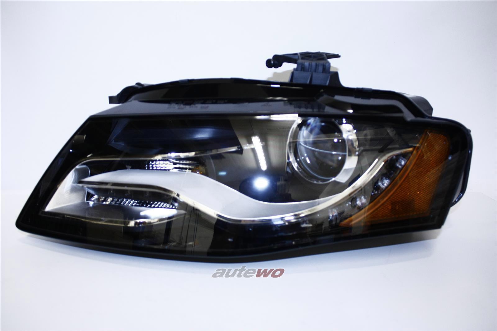 8K0941029E/8K0941029AL NEU Audi A4 8K BiXenon-Scheinwerfer US-Modell Links