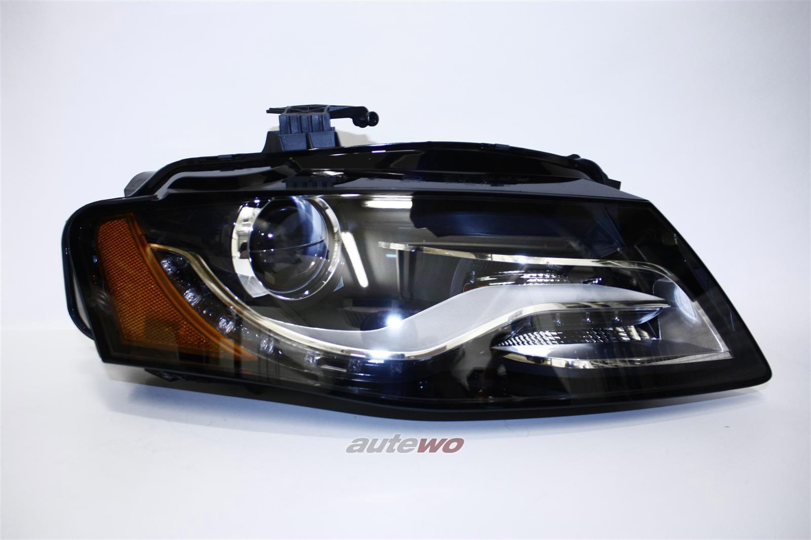 8K0941030E/8K0941030AL  NEU Audi A4 8K BiXenon-Scheinwerfer US-Modell Rechts