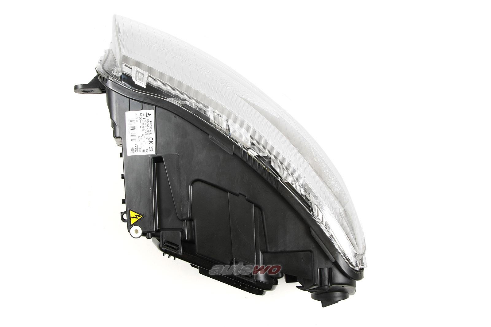 4f0941030ck neu audi rs6 4f bixenon scheinwerfer led rechts. Black Bedroom Furniture Sets. Home Design Ideas