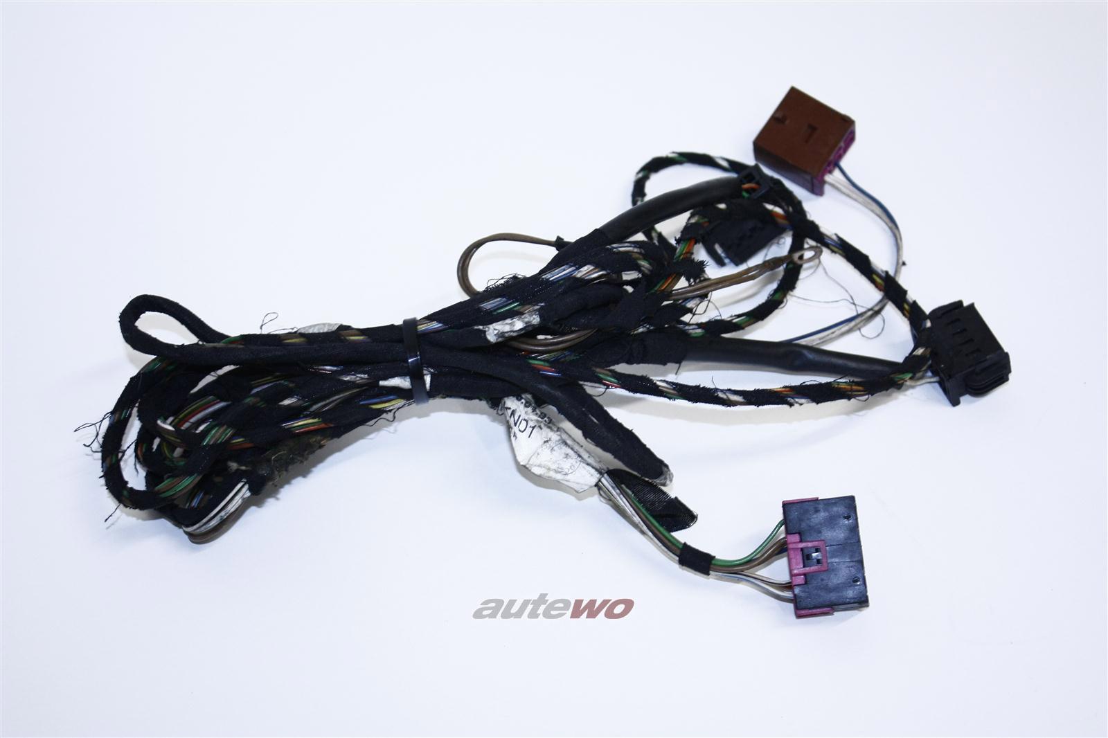 Audi 100/A6 C4 Kabelbaum elektr. verstell- & beheizb. Spiegel 4A0972235