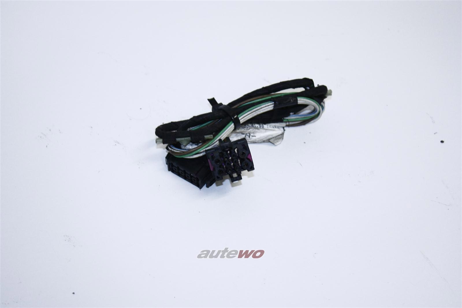 Audi A4 B5 Kabel elektr. verstell- & beheizb. Spiegel Rechts 8D1972235A