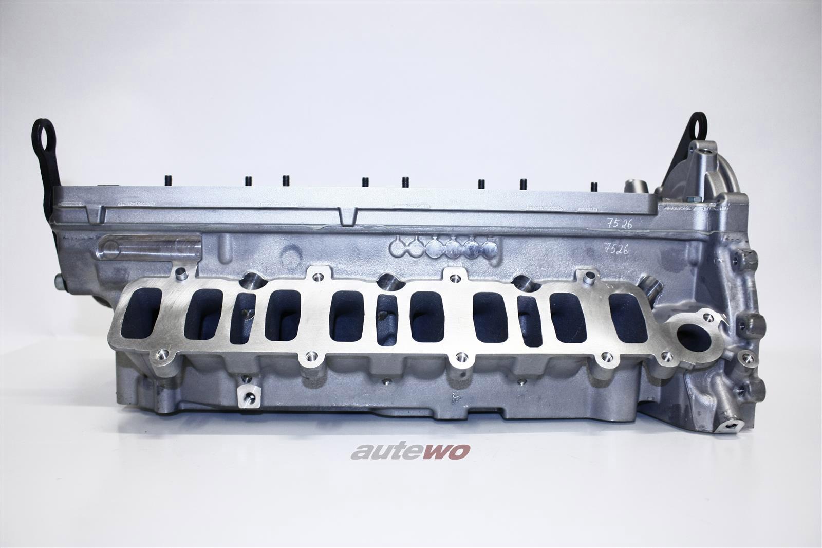 057103266AX 057103064S NEU Audi A8 D3 4.0l 8 Zyl. ASE Zylinderkopf Rechts