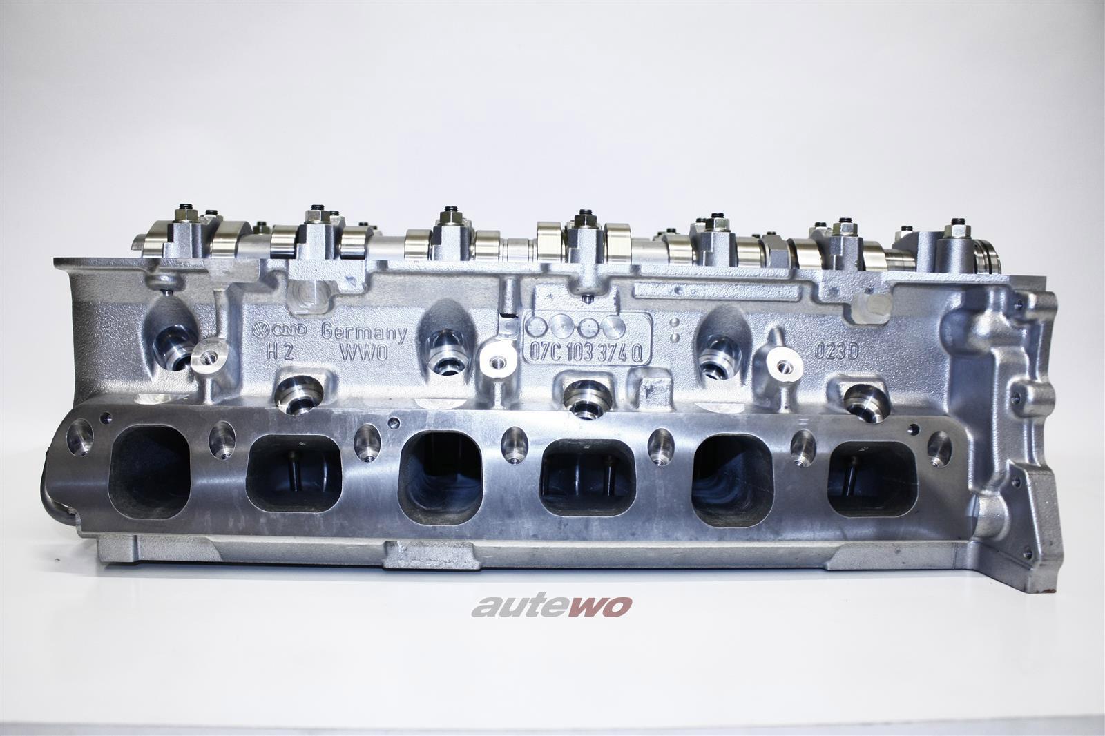 07C103903BX/904DX 07C103903AX NEU Audi/VW A8 D3 6.0l W12 Zylinderkopf Rechts