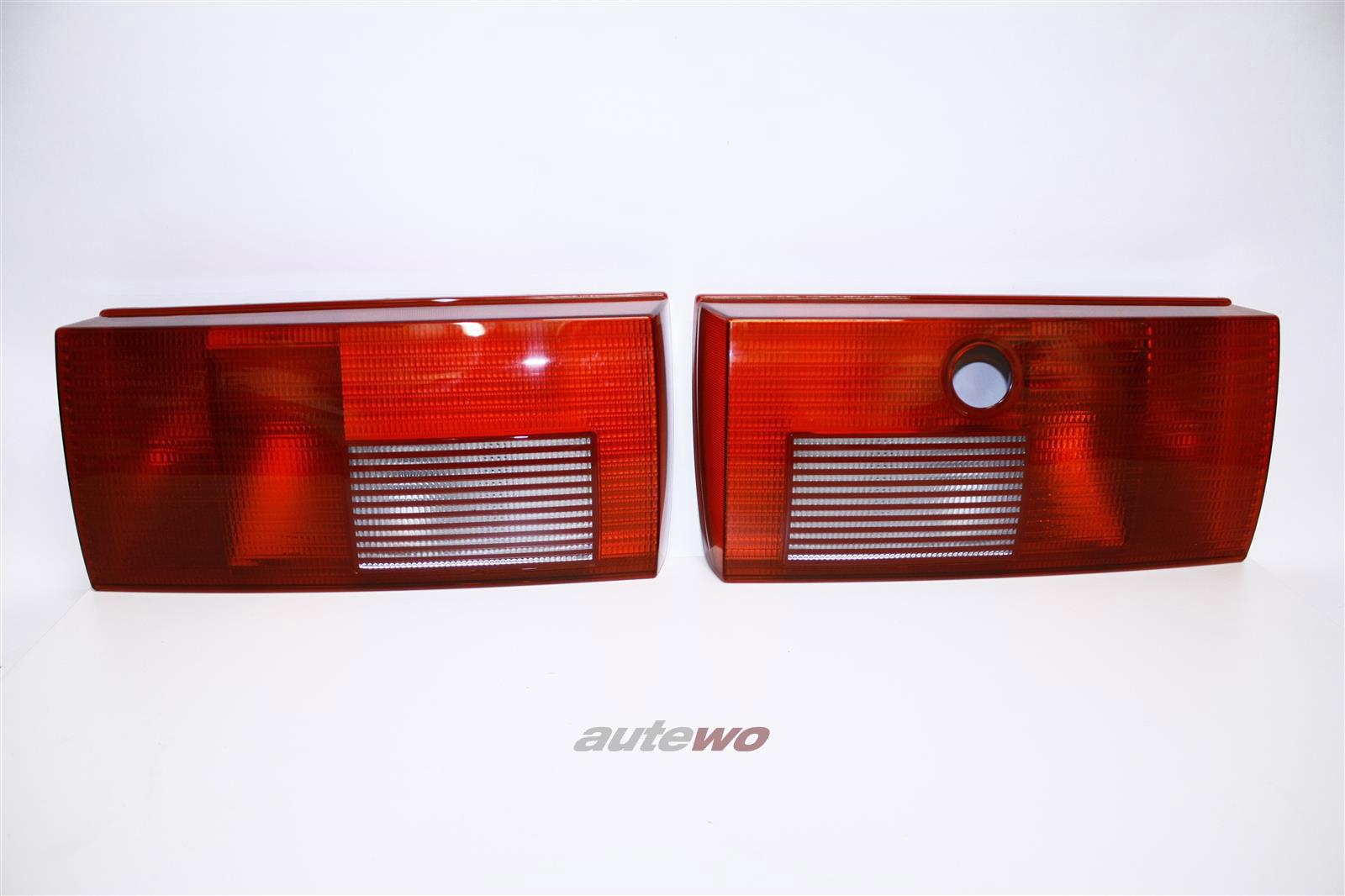 8A0945223B & 8A0945224C NEU Audi 80 B4 Limousine US-Rückleuchten