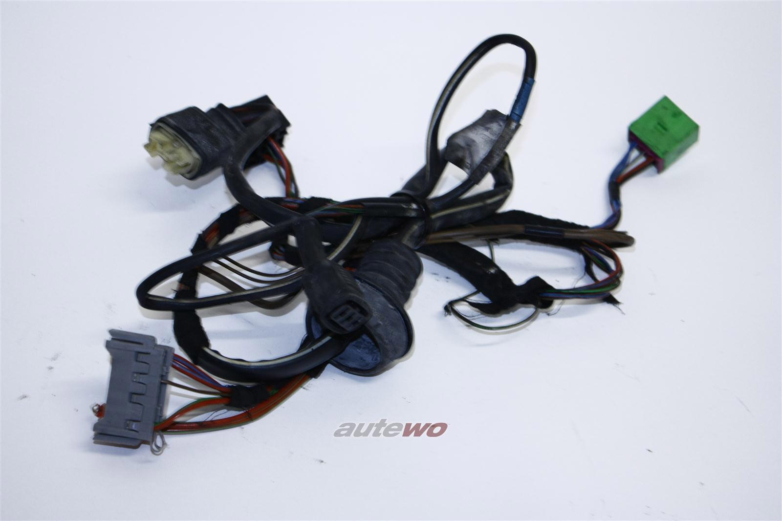 Audi 80 B4 NG Kabelbaum Elektrolüfter 8A1971284G 8A2971284G